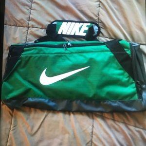 Nike Brasília Duffel Bag
